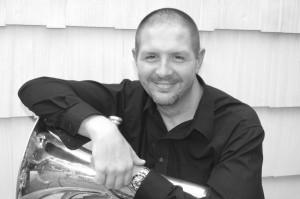 Euphonium Artist Aaron Vanderweele.