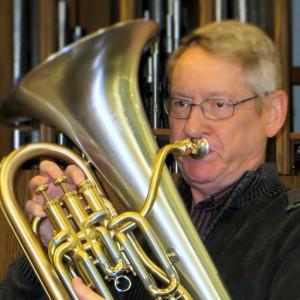Euphonium Artist David Werden.