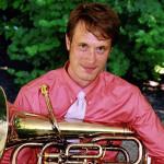 Euphonium Artist Mark Carlson.